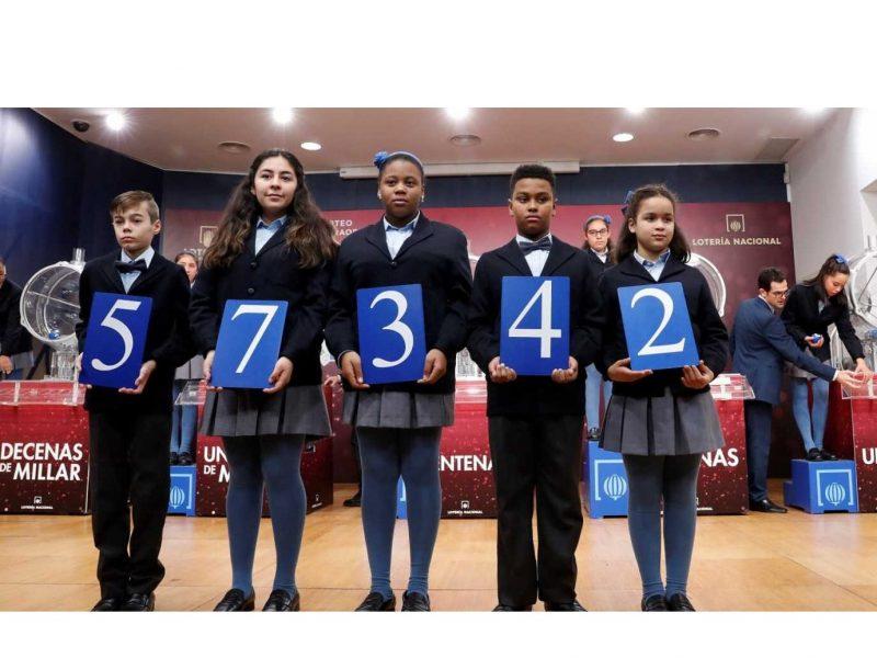 Sorteo ,Lotería del Niño , lo más visto , programapublicidad