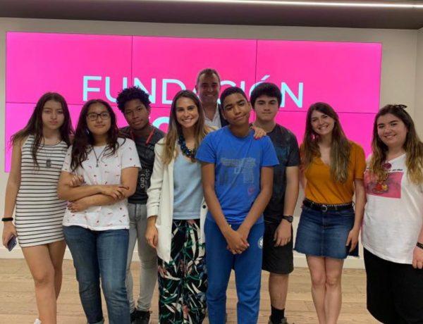 Voces Futuras ,Madrid, Madrid, LLYC, programapublicidad