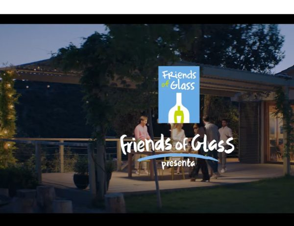#YoElijoVidrio con Maxi Iglesias,ecovidrio, friends of glass, programapublicidad