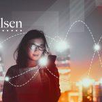 La TV direccionable de Nielsen agrega grupos de cadenas de TV .