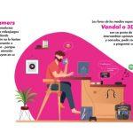 Hombres, entre 25 y 35 años, comunidad de eGamers españoles