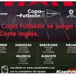 LaLiga y El Corte Inglés  crean Copa Futbolín, El Corte Inglés
