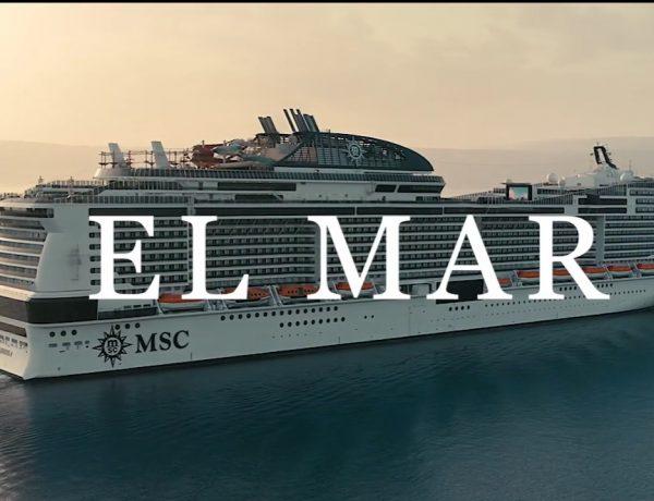 el mar, msc cruceros, mediaset, programapublicidad