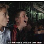 Movistar y FCB&FiRe alertan de la irrupción de los videojuegos y los eSports .