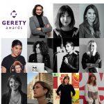 Gerety Awards anuncia el jurado ejecutivo que se reunirá en Madrid.