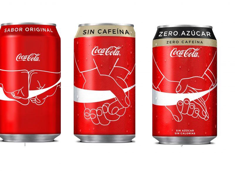 nuevas, latas, coca cola, zero, programapublicidad