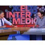 El Intermedio, La Sexta, lideró el martes con 2,7 millones de espectadores y 15,2%