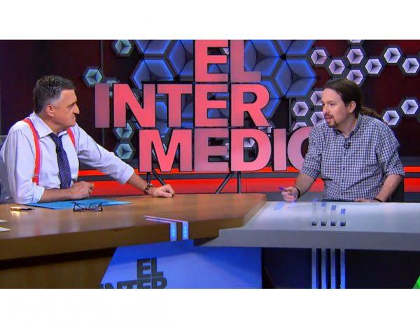 pablo Iglesias, El Intermedio, Lasexta, programapublicidad