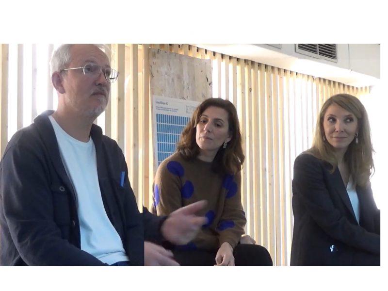 presentacion viglione, judith francisco, irene cano, facebook, programapublicidad