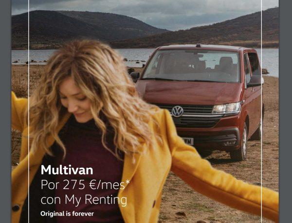 vw, Ogilvy Barcelona ,conecta, pasado y presente , nuevo , anuncio , Multivan, programapublicidad