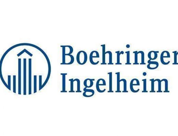Boehringer Ingelheim, logo, programapublicidad