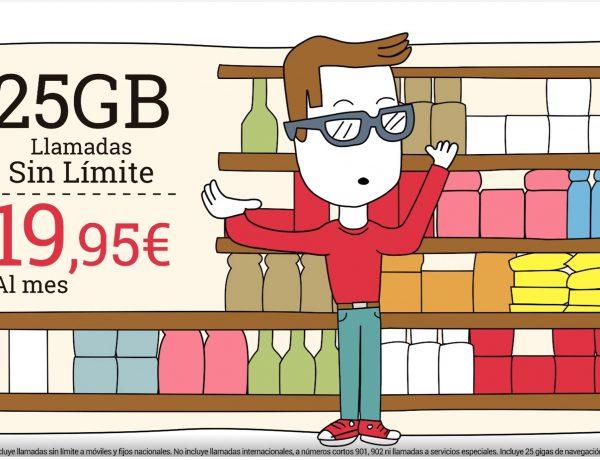 Bungalow 25 , lo último, Real Gigers, Vodafone España , Lowi, programapublicidad