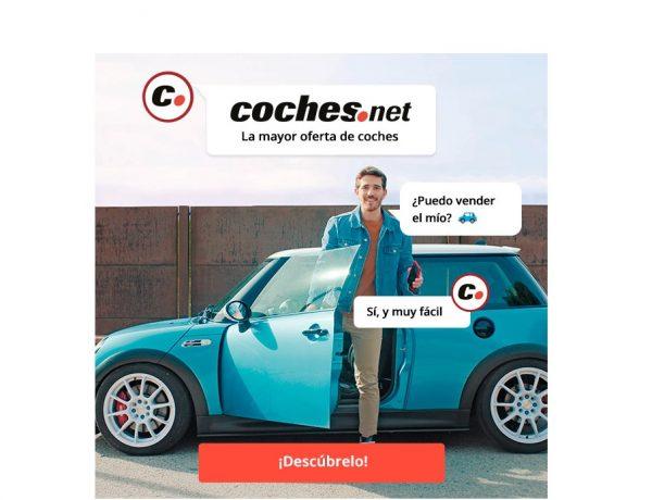 Coches.net , estrena , campaña , publicitaria, programapublicidad