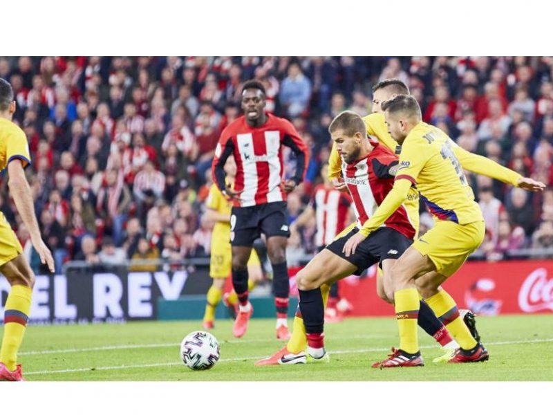 Copa del Rey , Athletic de Bilbao , Barcelona, programapublicidad