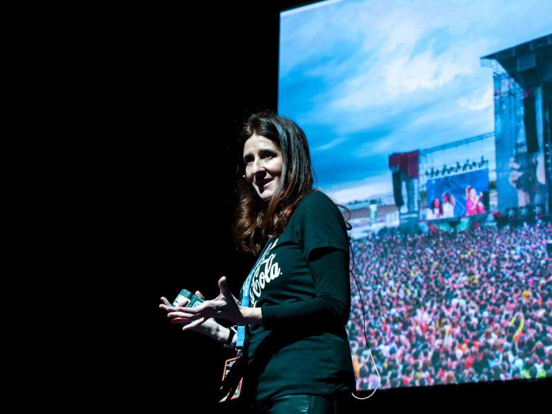 Esther Morillas, Directora de Marketing , Coca Cola Iberia, Generación ESIC, programapublicidad