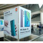 Exterior Plus lanza campaña de Xiaomi en ascensores de la estación de Atocha