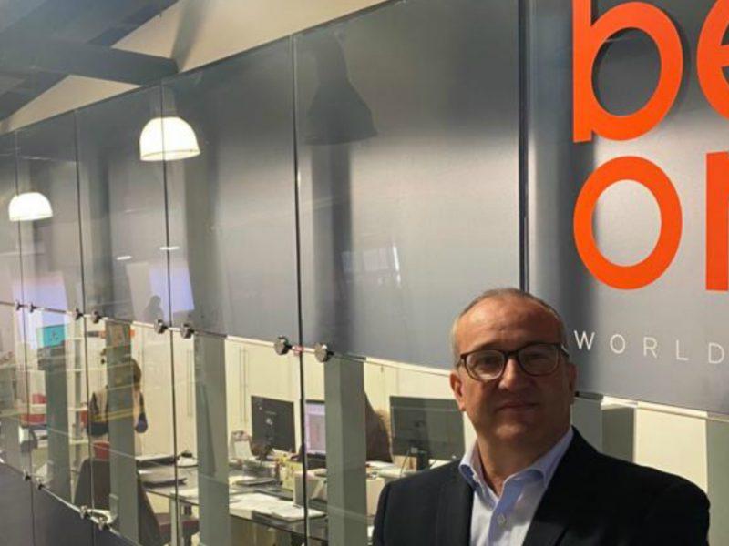 Fernando Pita da Veiga ,incorpora , grupo beon. Worldwide, programapublicidad