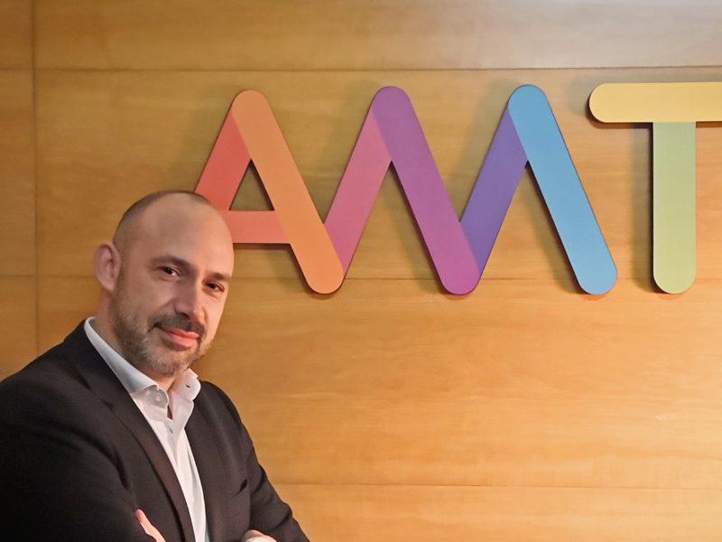 Iván de Cristóbal, nuevo , director general , AMT Comunicación, programapublicidad
