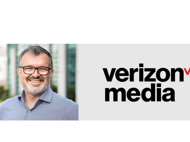 Ivan Markman, Chief Business Officer de Verizon Media., programapublicidad