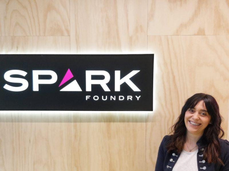 María Ocaña , Spark Foundry , Account Manager, programapublicidad