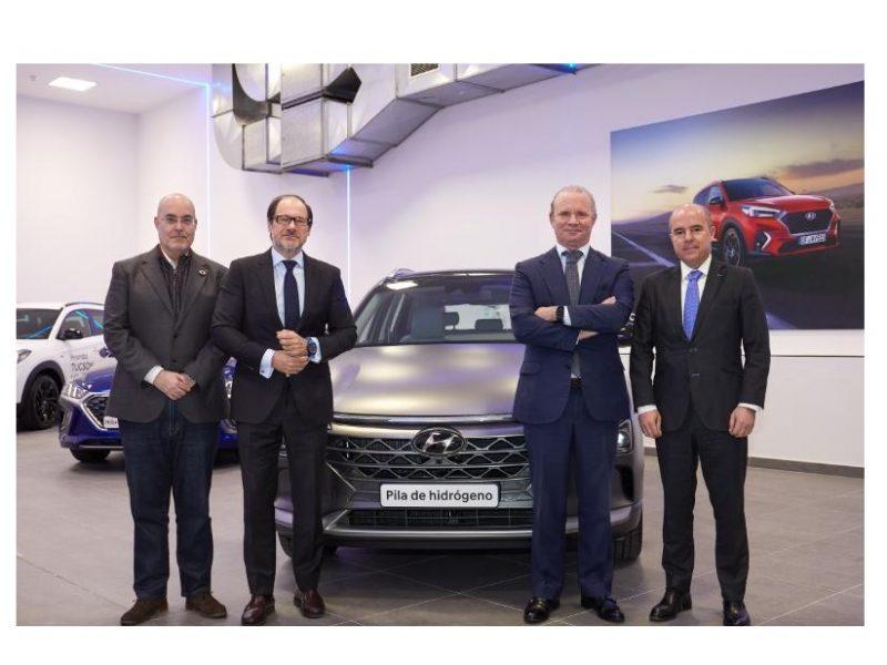 Hyundai , reinventa , concesionarios , ECO Store , LG