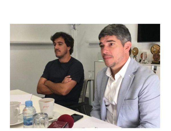 Rafael Santamarina, ,Máximo Lorenzo, Grey, programapublicidad