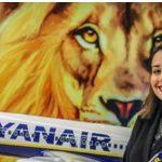 Susana Brito PR & Communications Manager para mercado Ibérico de Ryanair .