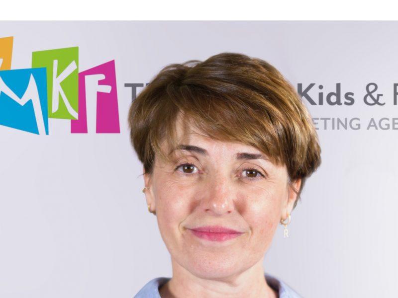 The Modern Kids & Family , incorpora , Raquel Aranguren, programapublicidad