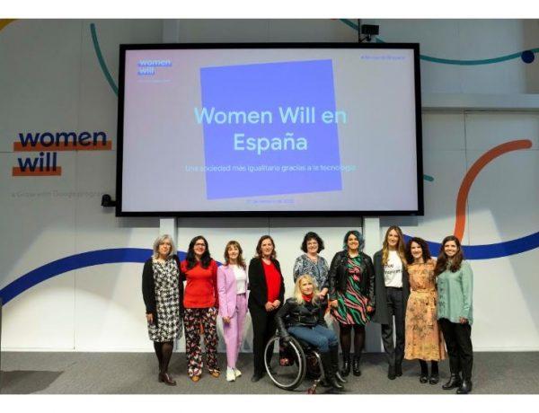 Women Will, Google, programapublicidad