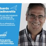 Zenith anuncia la jubilación de Eduardo Madinaveitia.