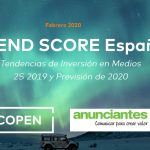 20ª oleada TREND SCORE: El marketing cerró 2019 en positivo y con optimismo para 2020