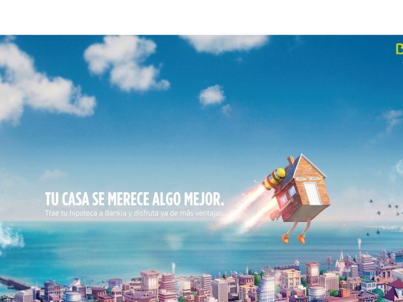 campaña, CLV, Bankia, exterior, grafica , radio, programapublicidad