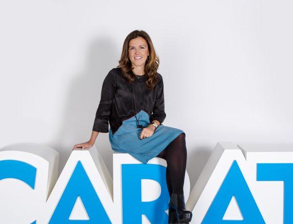 Cristina Rey, CEO , CARAT España , programapublicidad