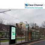 Clear Channel aumenta su cobertura Digital a Bilbao, Vitoria y Valencia.