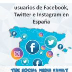 Facebook pierde dos millones de usuarios. Instagram crece en España por debajo del 10%.