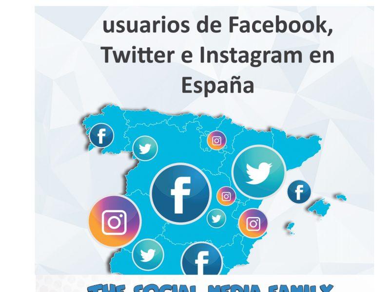 social media, family, usuarios, rrrss, facebook, twitter, instagram, programapublicidad