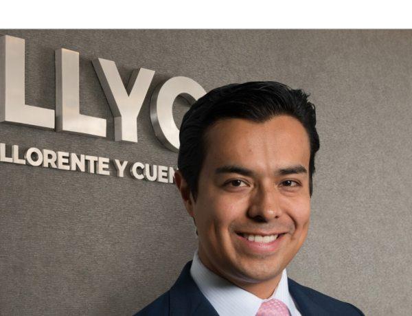 Carlos Correcha-Price, CEO , Estados Unidos, LLYC, programapublicidad