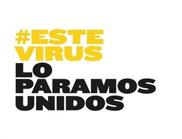 #EsteVirusLoParamosUnidos, campaña, gobierno, españa, programapublicidad