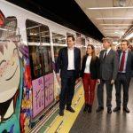 Matchpoint crea #muéveteporlaigualdad para Metro de Madrid.