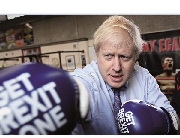 Johnson, encarrila , Brexit, el pais, programapublicidad