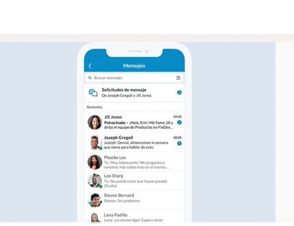 LinkedIn, solución , marketing,Anuncios en Conversación, programapublicidad