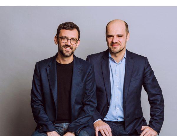 Malo Gaudry, Olivier Vigneaux, , Co-President , BETC Fullsix, havas group, programapublicidad