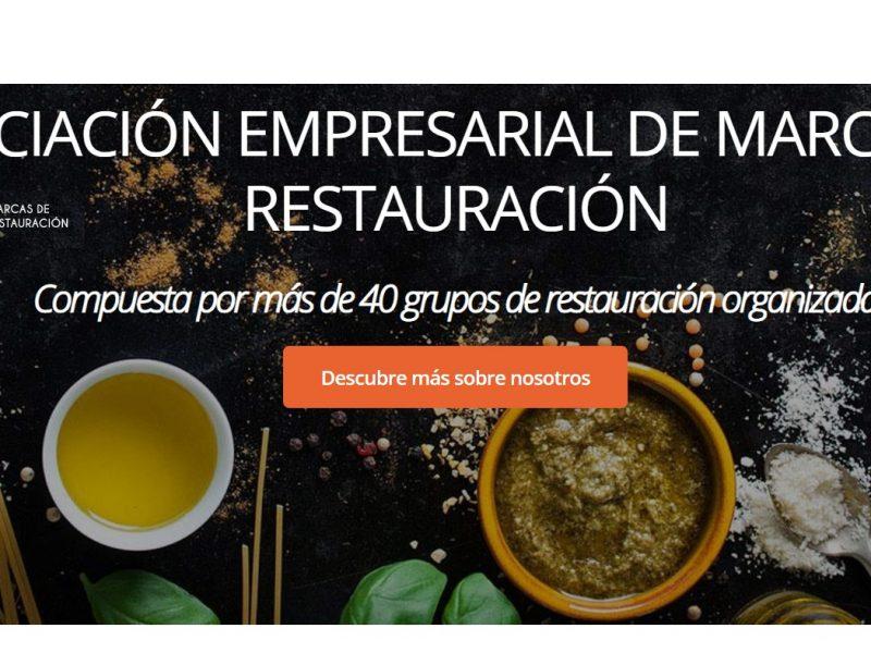 Marcas de Restauración, logo, web , asociacion, delivery, programapublicidad