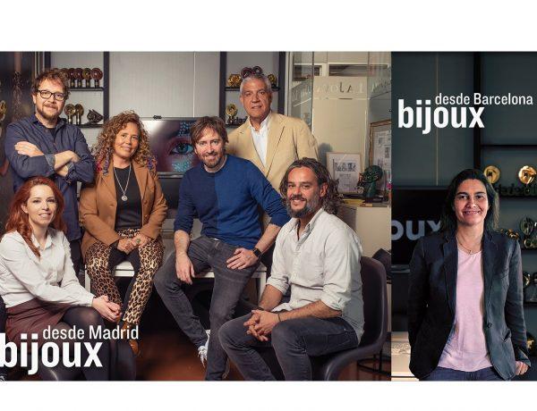 Nace Bijoux, productora creativa de BC,Sánchez-Arévalo , Jon Lavín, publicidad, programapublicidad