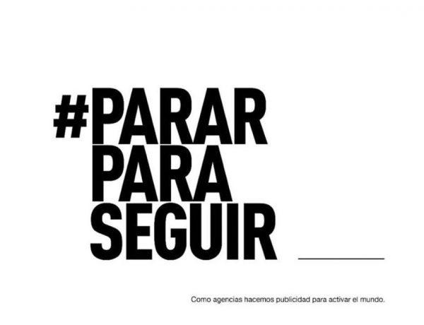 #PARARPARASEGUIR, ACT, TRANSFORMADORA, CREATIVIDAD, AGENCIAS, programapublicidad