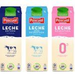 Pascual lanza el Tetra Brik de leche UHT más sostenible del mercado.