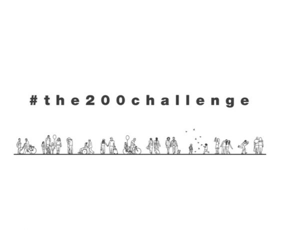#The200Challenge, reto, global , marcas, shackleton, programapublicidad