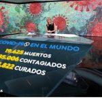A3 Noticias 1 lideró miércoles con 3,1 millones de espectadores y 17,9%.