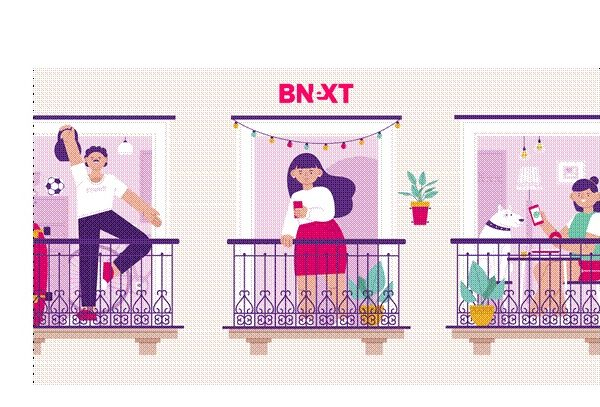 bnext , lanza , La Casa por la Ventana, apple,programapublicidad