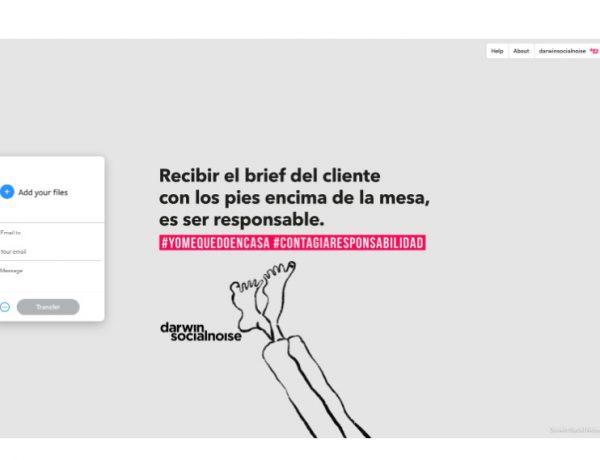 brief, cliente,mesa, pies, responsable, #contagiaresponsabilidad, #yomequedoencasa, programapublicidad